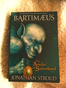 Bartimäus - The Amulet of Samarkand
