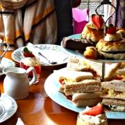 Tea Time! Afternoon Tea ist eine göttliche Auszeit vom Alltag