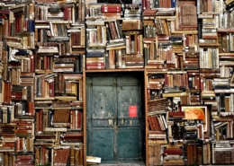 Man kann Bücher online verkaufen und kaufen anstatt sie wegzuwerfen oder neu zu kaufen