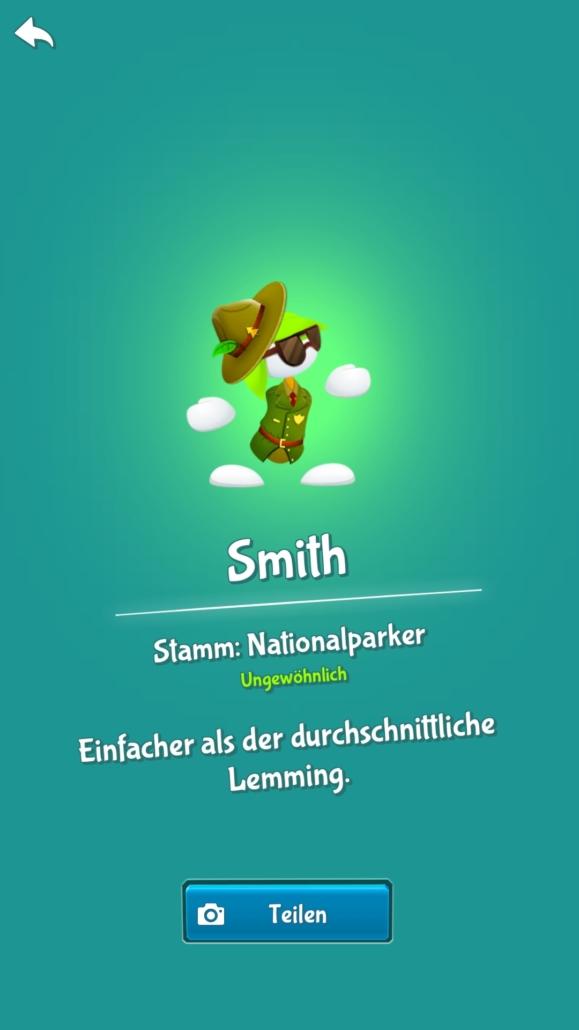 Charaktere-Es-gibt-unzählige-Charaktere-aus-unterschiedlichen-Stämmen-in-der-Lemmings-App