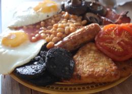 Englisches Frühstück selbstgemacht