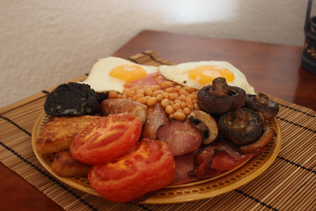 Englisches Frühstück zum selber machen ist eine echte Erfahrung