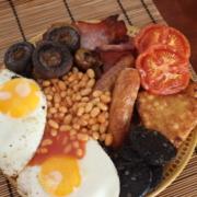 Full English Breakfast - englisches Frühstück selber machen