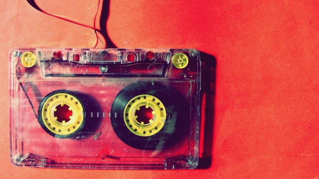 Musik-Kassette